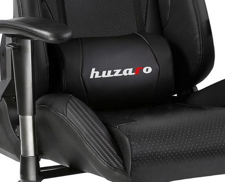 Fotel Gamingowy Huzaro Force 7.2 Black