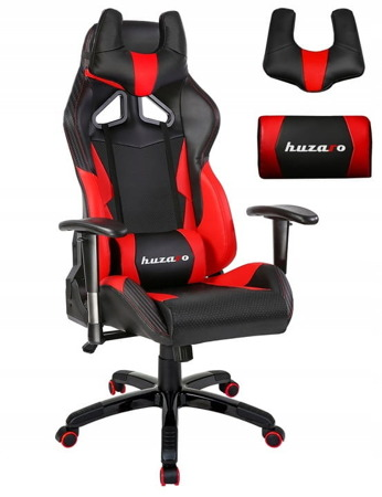 Fotel Gamingowy Huzaro Force 7.2 Red