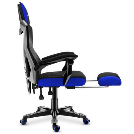 Fotel gamingowy Huzaro Combat 3.0 Blue