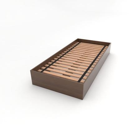 Łóżko skrzyniowe 90 z materacem, 20 kolorów do wyboru