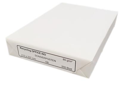 Papier ksero A4 Office ISO 60-80g - 1 ryza